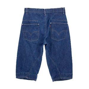 Vintage Levi's Engineered Denim Cropped Jeans